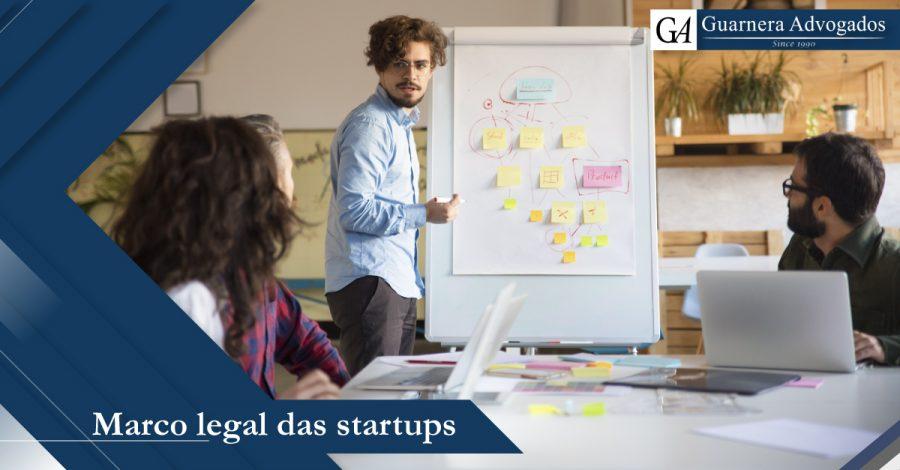 Marco legal de Startups